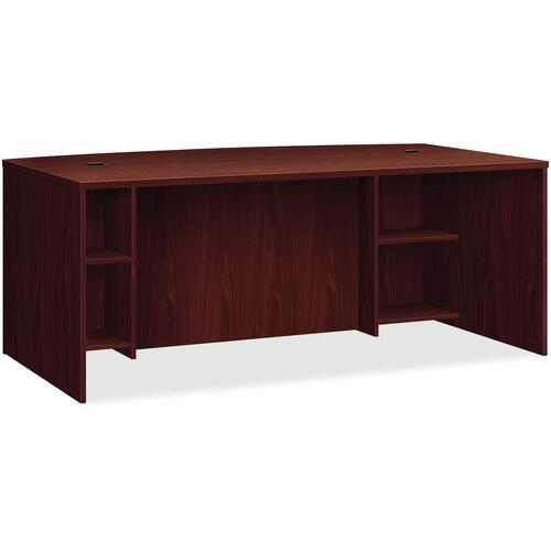 Basyx BL2111BFNN BL Mahogany Laminate Office Furniture