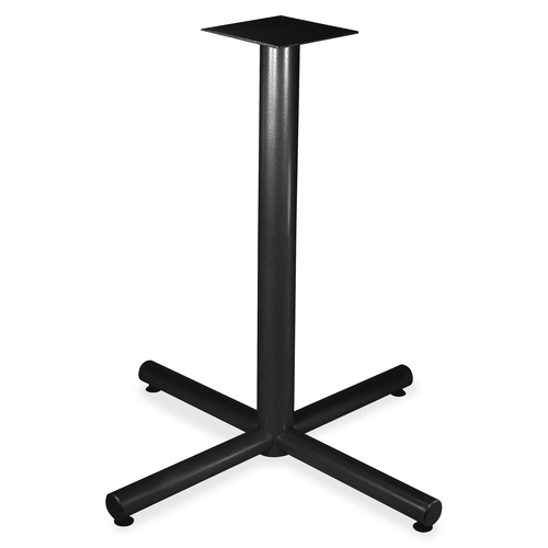 Lorell 34420 Hospitality Table Bistro-hgt X-leg Table Base