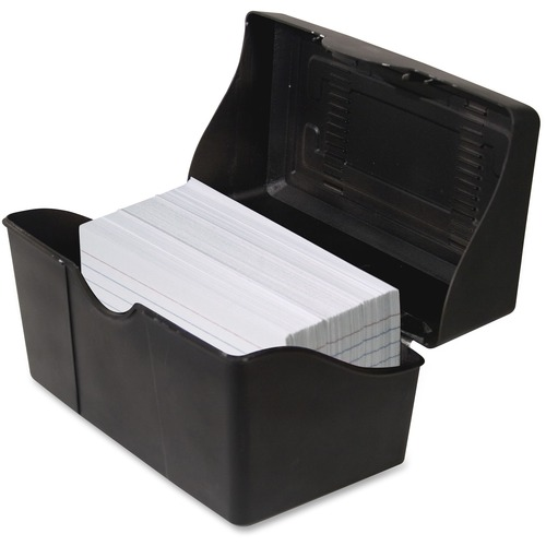 Advantus 45001 Index Card Holder