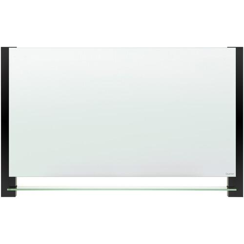 Quartet G3922BA Evoque™ Magnetic Glass Dry-Erase Boards with Invisible Mount