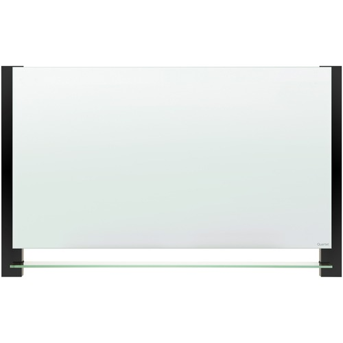 Quartet G8548BA Evoque™ Magnetic Glass Dry-Erase Boards with Invisible Mount