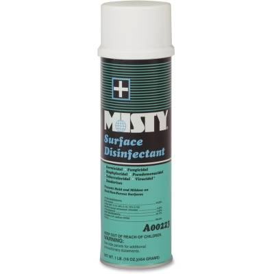 Misty 1001788 Surface Disinfectant
