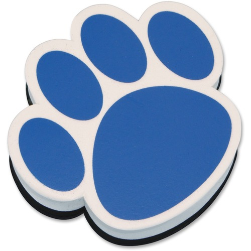 Ashley 10002 Paw Shaped Magnetic Whiteboard Eraser