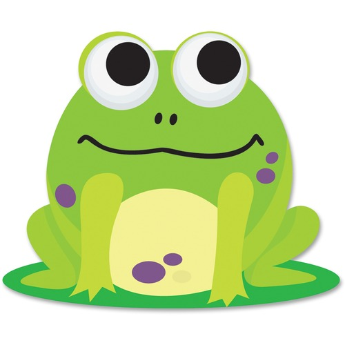 Ashley 10021 Frog Design Magnetic Whitebrd Eraser