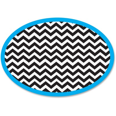Ashley 10047 Chevron Oval Magnetic WhiteBoard Eraser