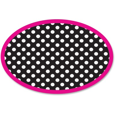 Ashley 10048 Dotted Oval Magnetic Whitebrd Eraser