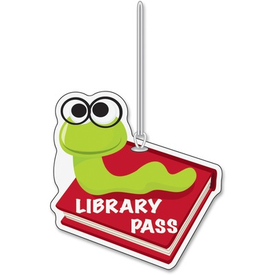 Ashley 10388 Bookworm Design Library Pass