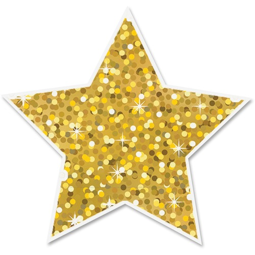 Ashley 30400 Sparkle Decorative Magnetic Star