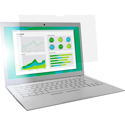 "3M AG125W9B Anti-Glare Filter for 12.5"" Widescreen Laptop"