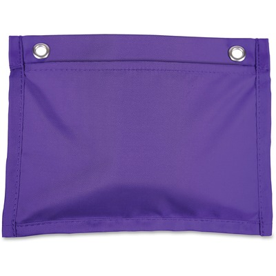 Carson-Dellosa 158562 Purple Board Buddies Pocket Chart
