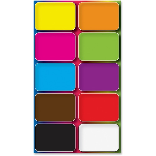 Ashley 78003 Colors Design Mini Whiteboard Eraser