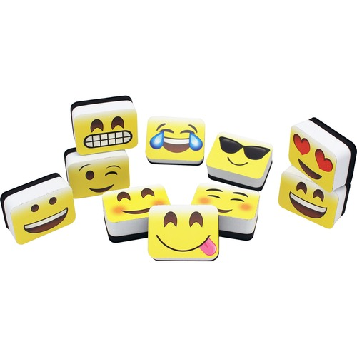 Ashley 78005 Emojis Mini Whiteboard Eraser