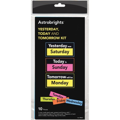 Neenah Paper 9982701 Magnetic Yesterday Today/Tomorrow Kit