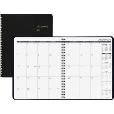 AT-A-GLANCE 701200518 Classic Monthly Planner