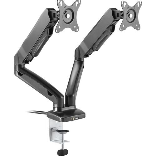 Lorell 99978 Dual-arm Monitor Mount