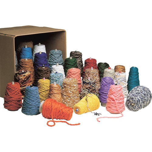 Pacon 00470 Yarn Value Box