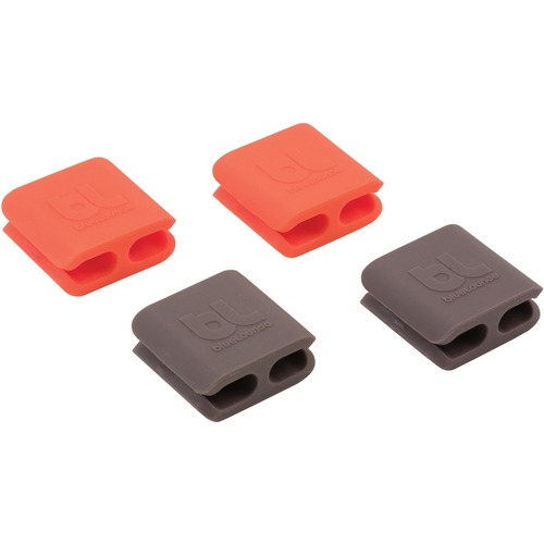 Advantus BLUCCMD BlueLounge CableClip Multi-Purpose Clips