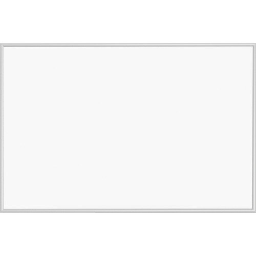 Lorell 00502 Aluminum Frame Dry-erase Board