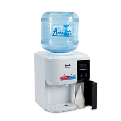 Avanti WD31EC Tabletop Thermoelectric Water Cooler