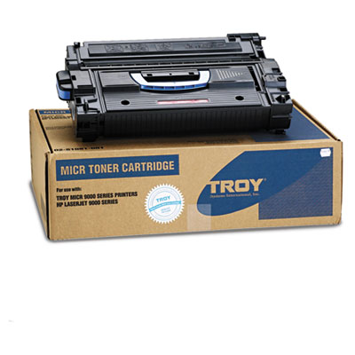Troy 0281081001 Black MICR Toner Cartridge