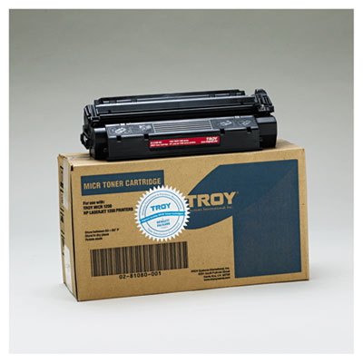 Troy 0281080001 Black MICR Toner Cartridge