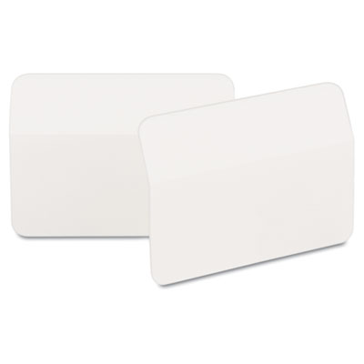 "3M 686A50WH Post-it 2""  Angled Tabs"