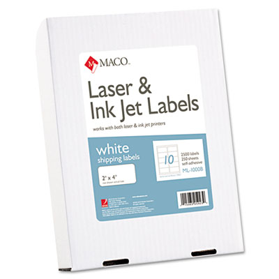 Chartpak/Pickett ML1000B Labels