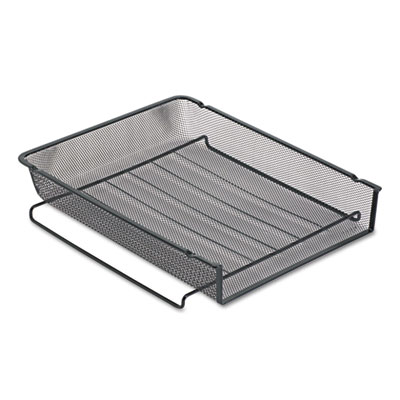 Rolodex 22211ELD Mesh Stackable Front Load Tray
