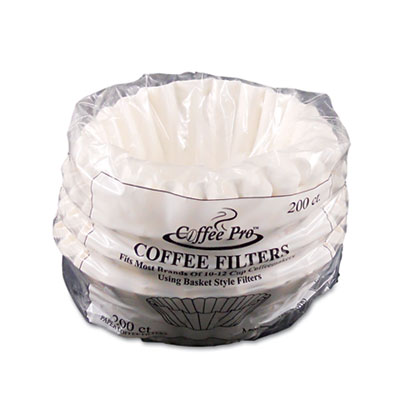 Coffee Pro CPF200 Basket Style Coffee Filters