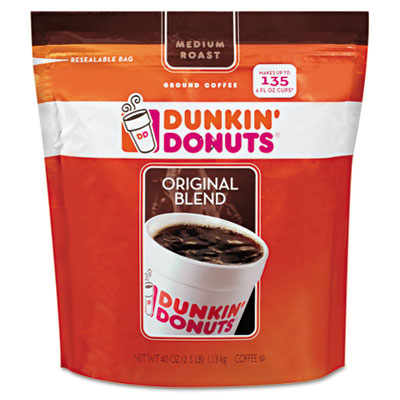 Dunkin Donuts 214933 Original Blend Coffee