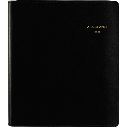 AT-A-GLANCE 70120P05 Appointment Book Plus Monthly Planner