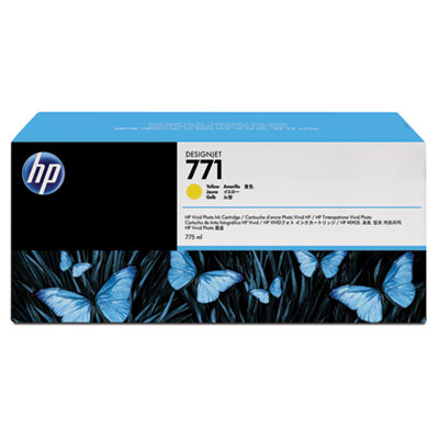 HP B6Y42A Yellow Ink Cartridge
