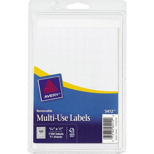 Avery 05412 Labels