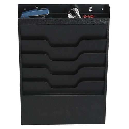 Buddy Products 8414 Task File Organizer