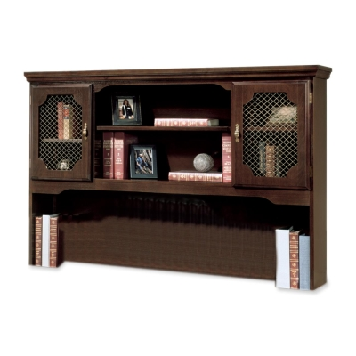 DMI 735047 Governor's Overhead Hutch for Kneespace Credenza
