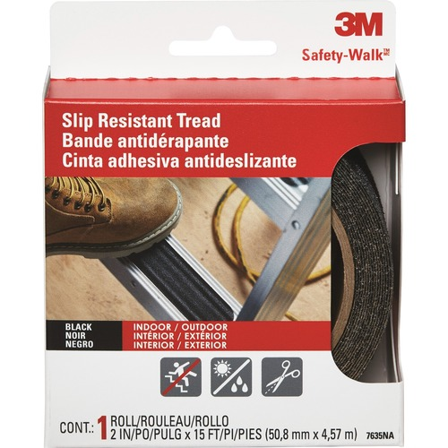 3M 7635NA Safety Walk Step and Ladder Tread Tape