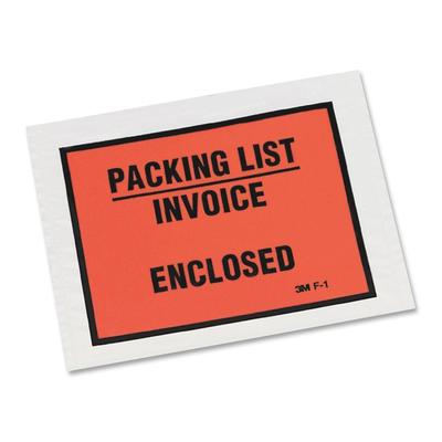 3M F11000 Full Print Packing List Envelopes