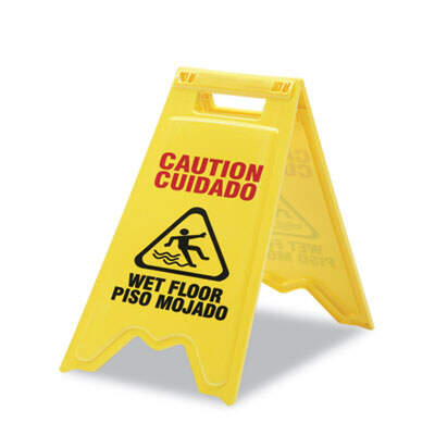 AbilityOne 5882362 SKILCRAFT Wet Floor Sign