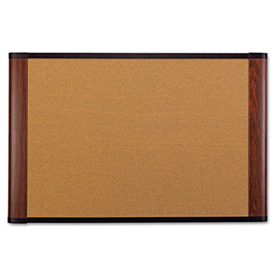 3M C7248MY Widescreen Cork Board