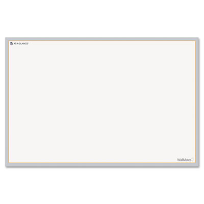 AT-A-GLANCE AW601028 WallMates Self-Adhesive Dry Erase Writing Surface