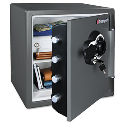 Sentry SFW123DEB Safe Combination Fire-Safe Water and Fire Resistant