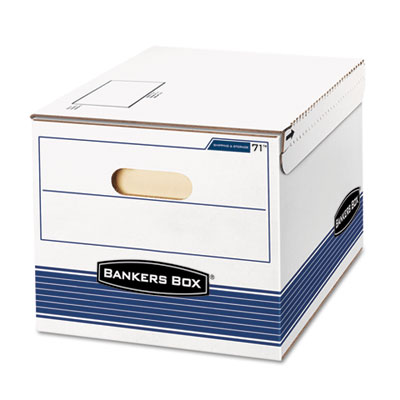 Fellowes 0007101 Bankers Box Shipping and Storage Boxes