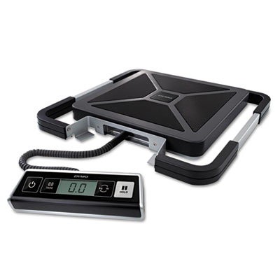 Pelouze Scale 1776112 DYMO by Pelouze Portable Digital USB Shipping Scale