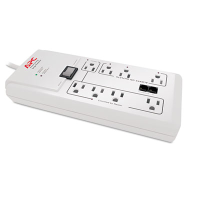 APC P8GT Power-Saving Home/Office SurgeArrest Protector