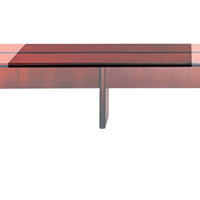 Mayline CMT72ATCRY Corsica Series Modular Adder Conference Table Top