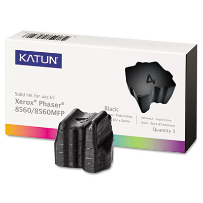 Katun 37994 Black Solid Ink Stick Cartridge