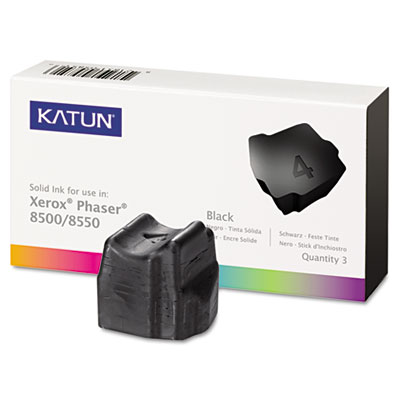 Katun 37986 Black Solid Ink Stick Cartridge