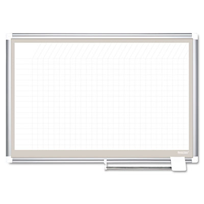 Bi-Silque Visual Communication Products CR0632830A MasterVision All Purpose Planner Board