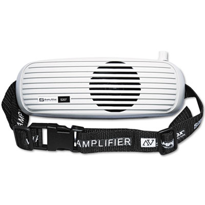 AmpliVox S207 BeltBlaster PRO Personal Waistband Amplifier