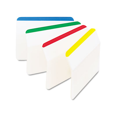 "3M 686A1 Post-it 2""  Angled Tabs"
